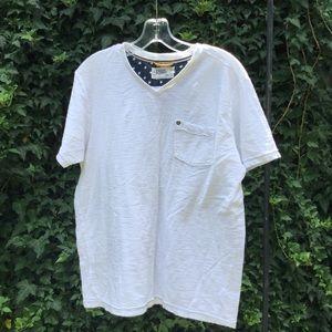 Free Planet 100% Cotton White T-Shirt.